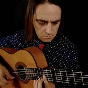 guitarrista de huelva Antonio Dovao
