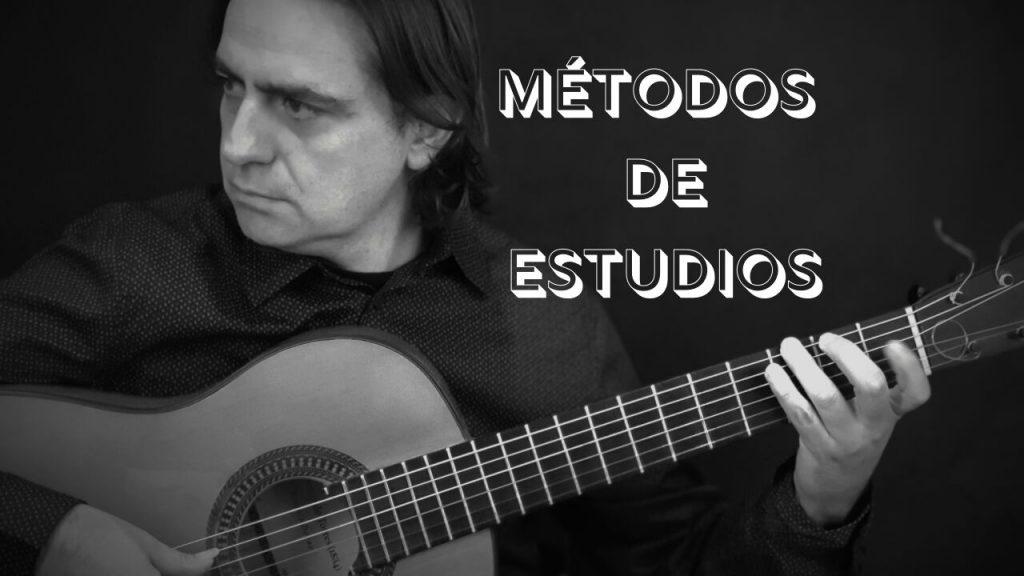 métodos de guitarra
