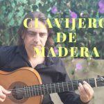 Aprende de Guitarra. Clavijeros de Madera.