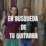 BUSCANDO TU GUITARRA