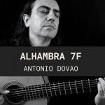 Guitarra Alhambra 7F
