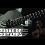 Dudas de Guitarra