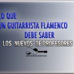 Elegir una Guitarra Flamenca