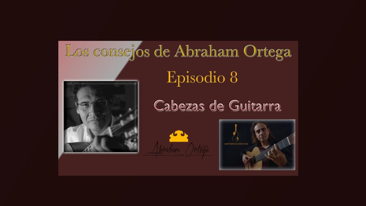CABEZAS DE GUITARRA